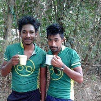 Nishan (Guide & Naturalist, Sri Lanka)