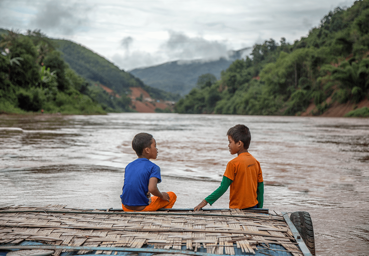 Laos holiday for families