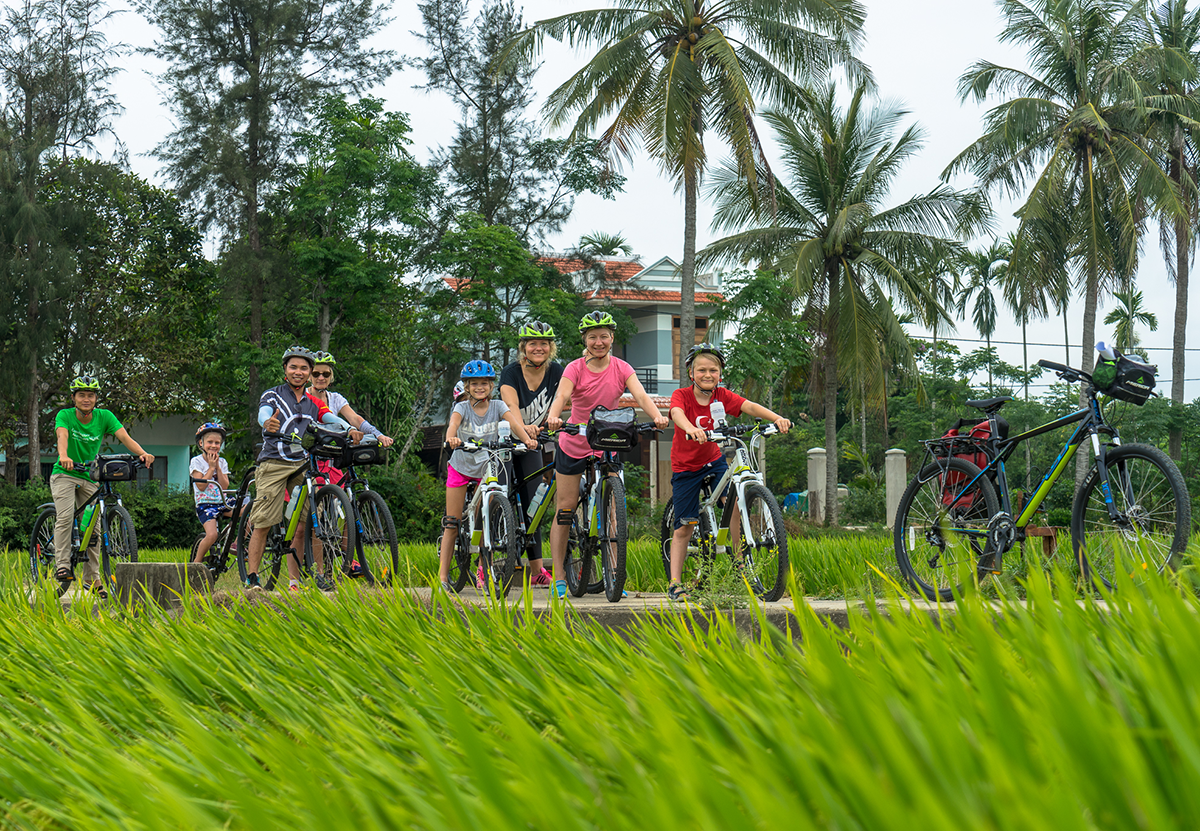 Vietnam holiday for families