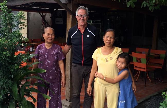 Three generations in the Mekong Delta of Vietnam