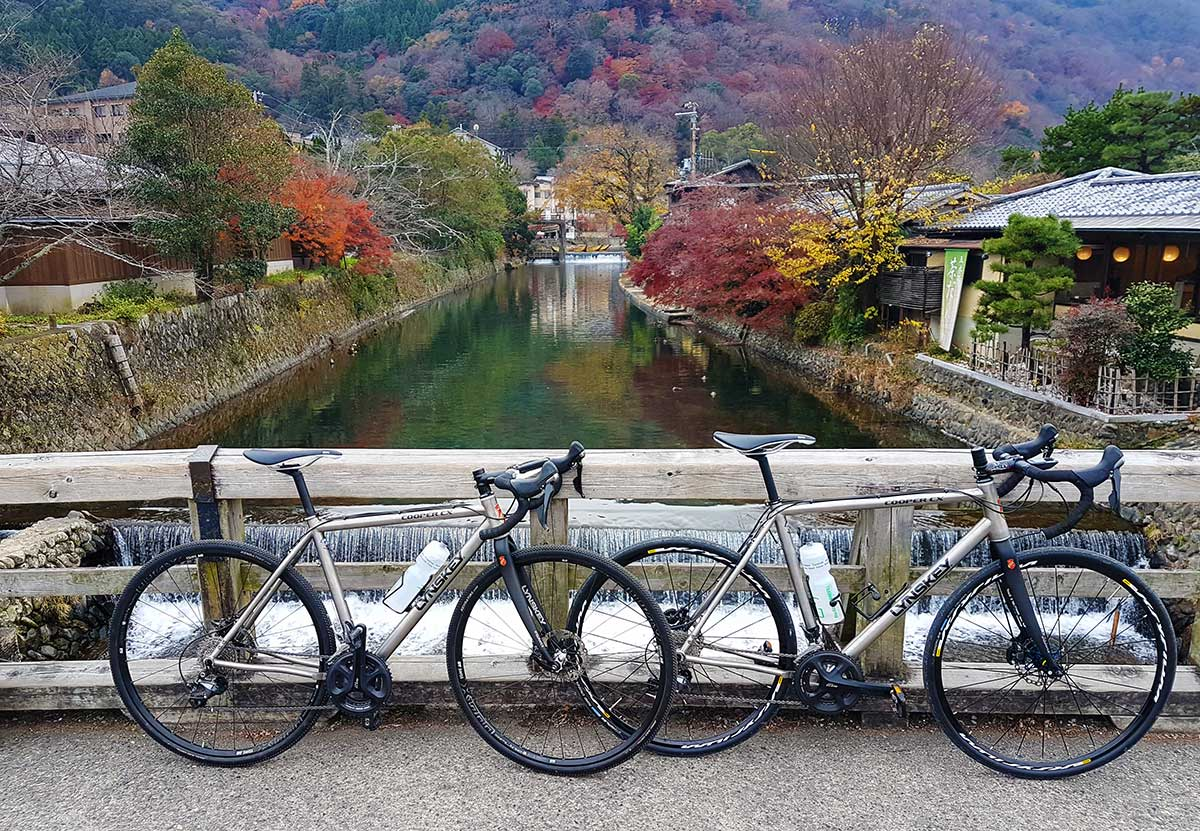 Cycling in Kyoto - things to do in Kyoto