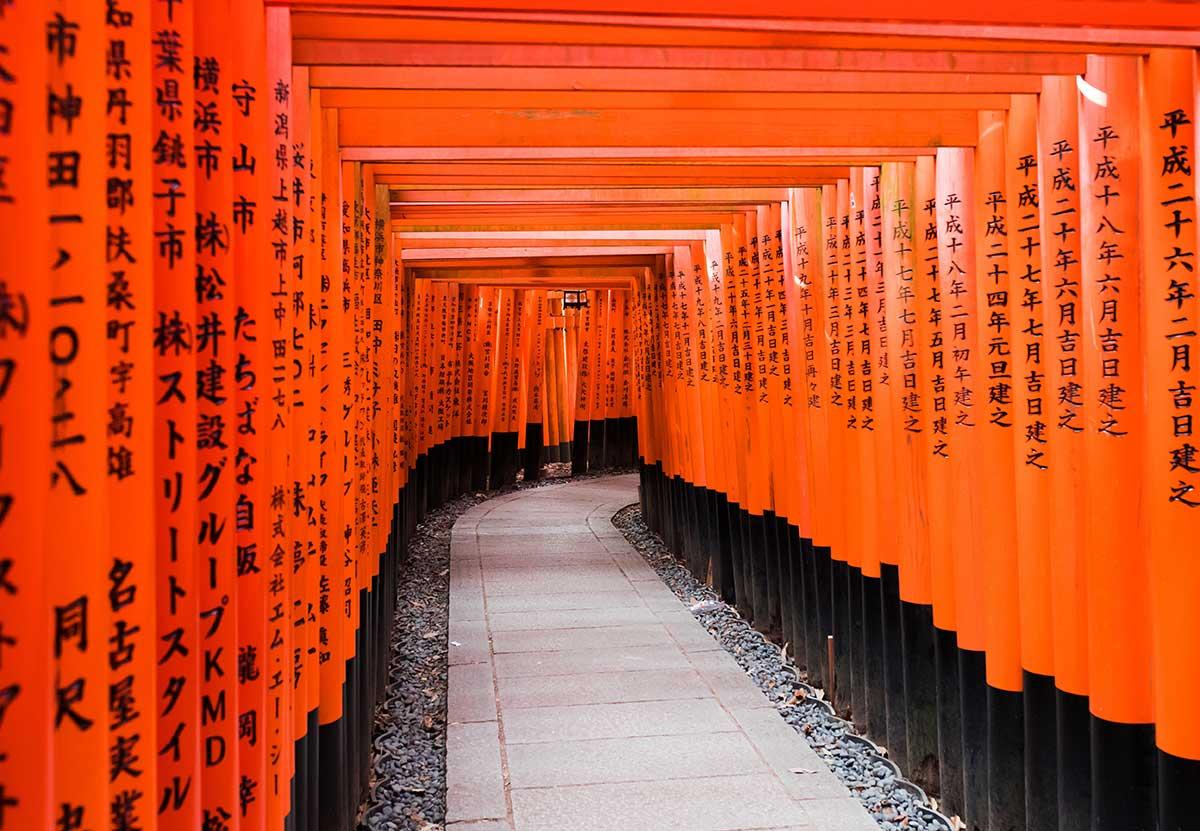Things to do in Kyoto - Fushimi Inari-taisha shrine