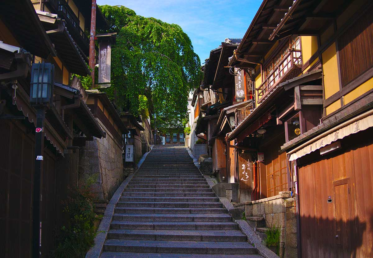 things to do in Kyoto - Higashiyama district