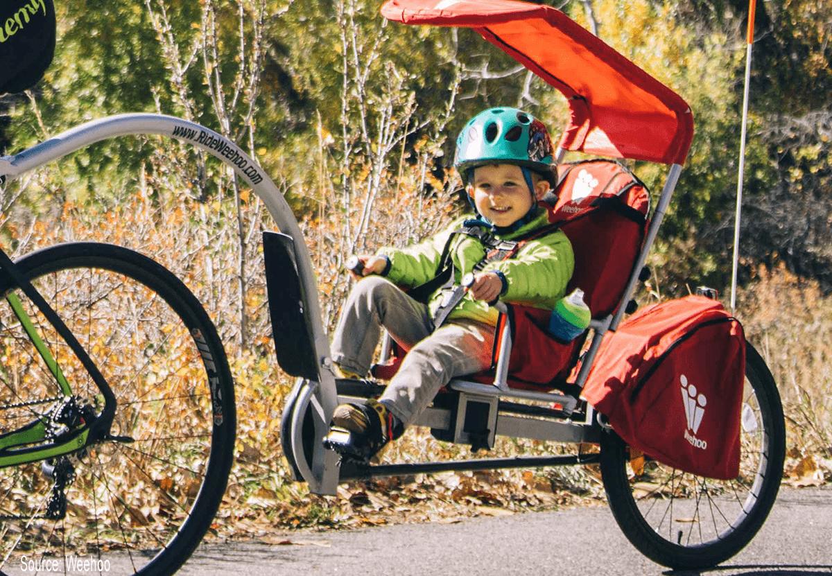 Weehoo Turbo bike trailer