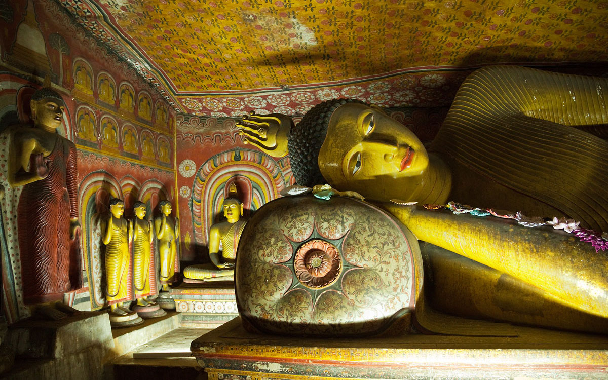 Dambulla Historic Site - Tour Sri Lanka