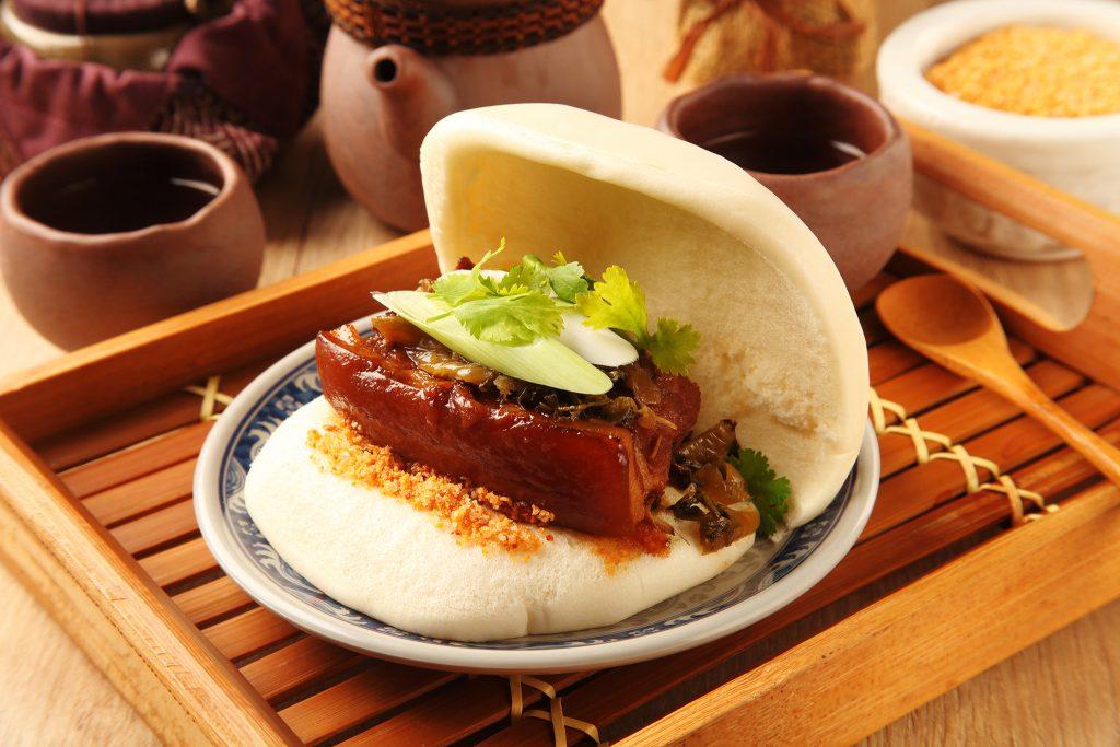 Gua Bao - pork belly buns in Taiwan