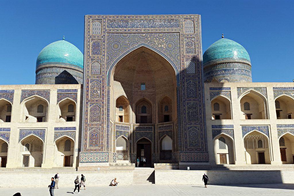 Po-i-Kalyan mosque in Bukhara