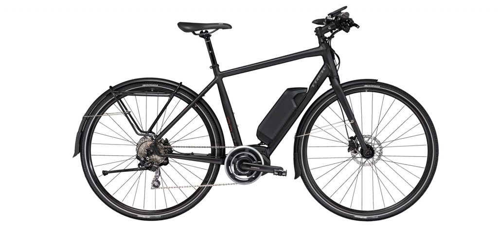 E-bike Trek