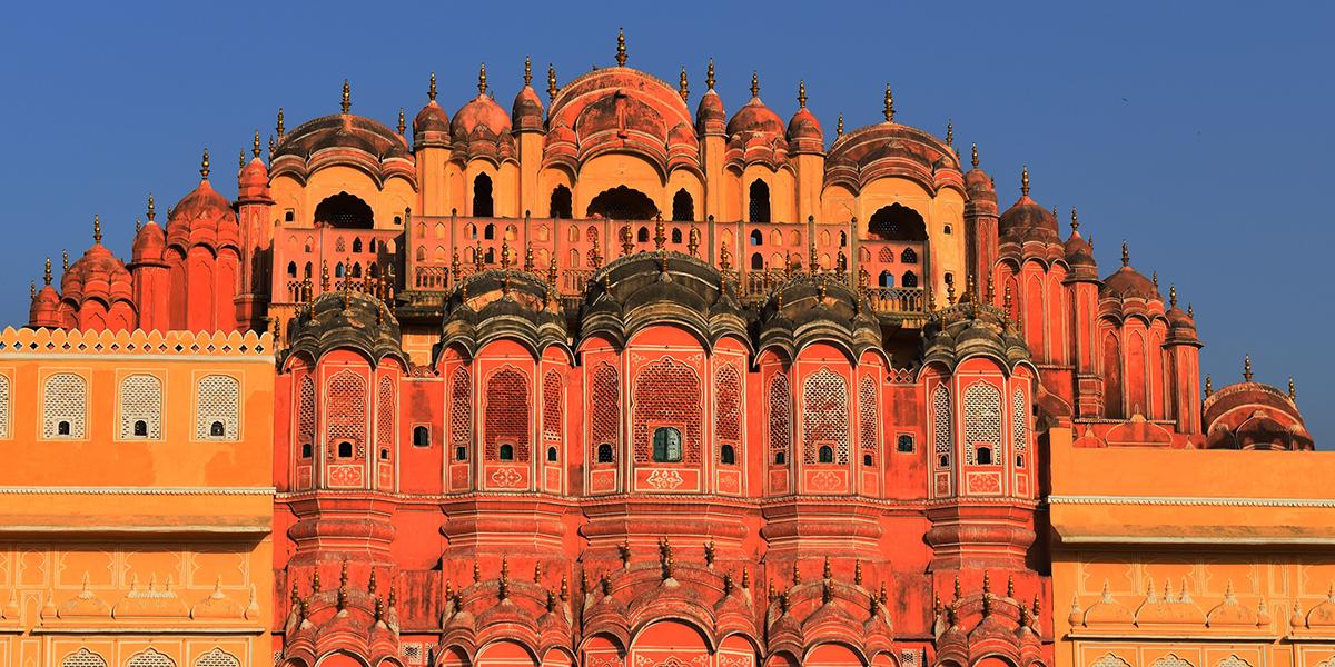Land of Kings - India Bike Tour Rajasthan