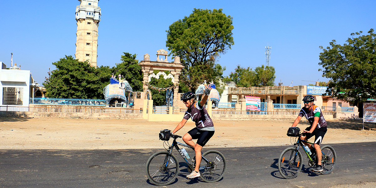 Ride India - India Bike Tour Rajasthan