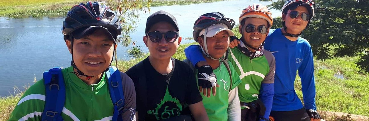 Grasshopper Adventures day-bike-tours-in-inle-lake Team