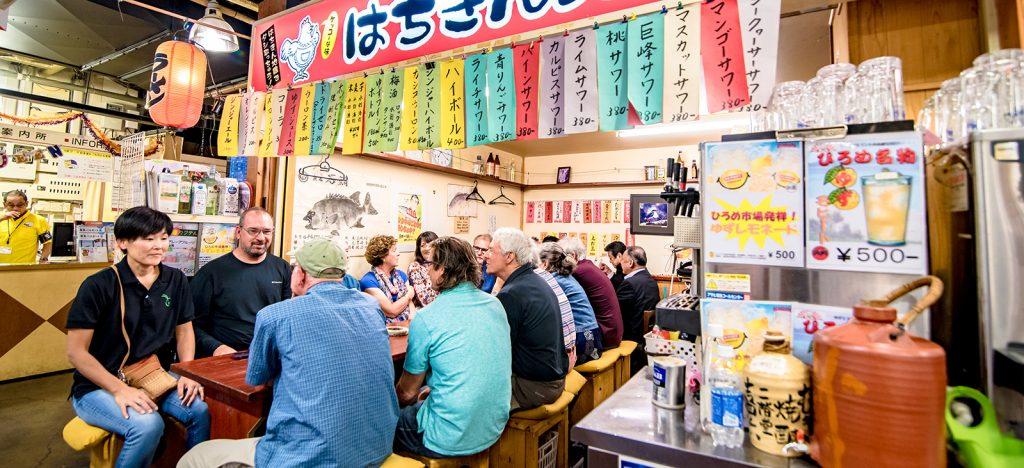 Japanese eatery