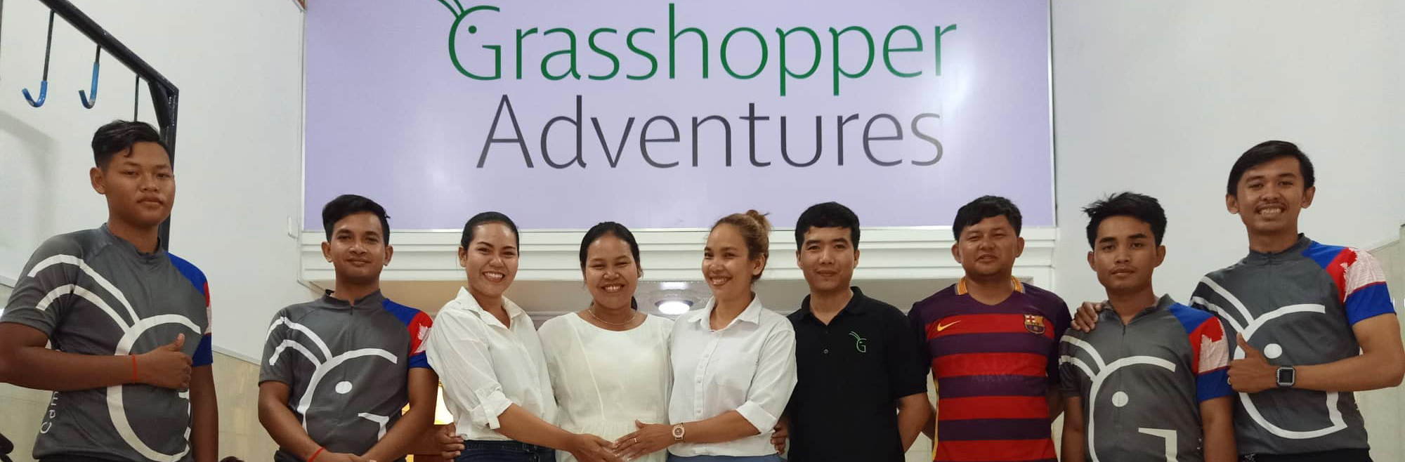 Grasshopper Adventures day-bike-tours-in-phnom-penh Team