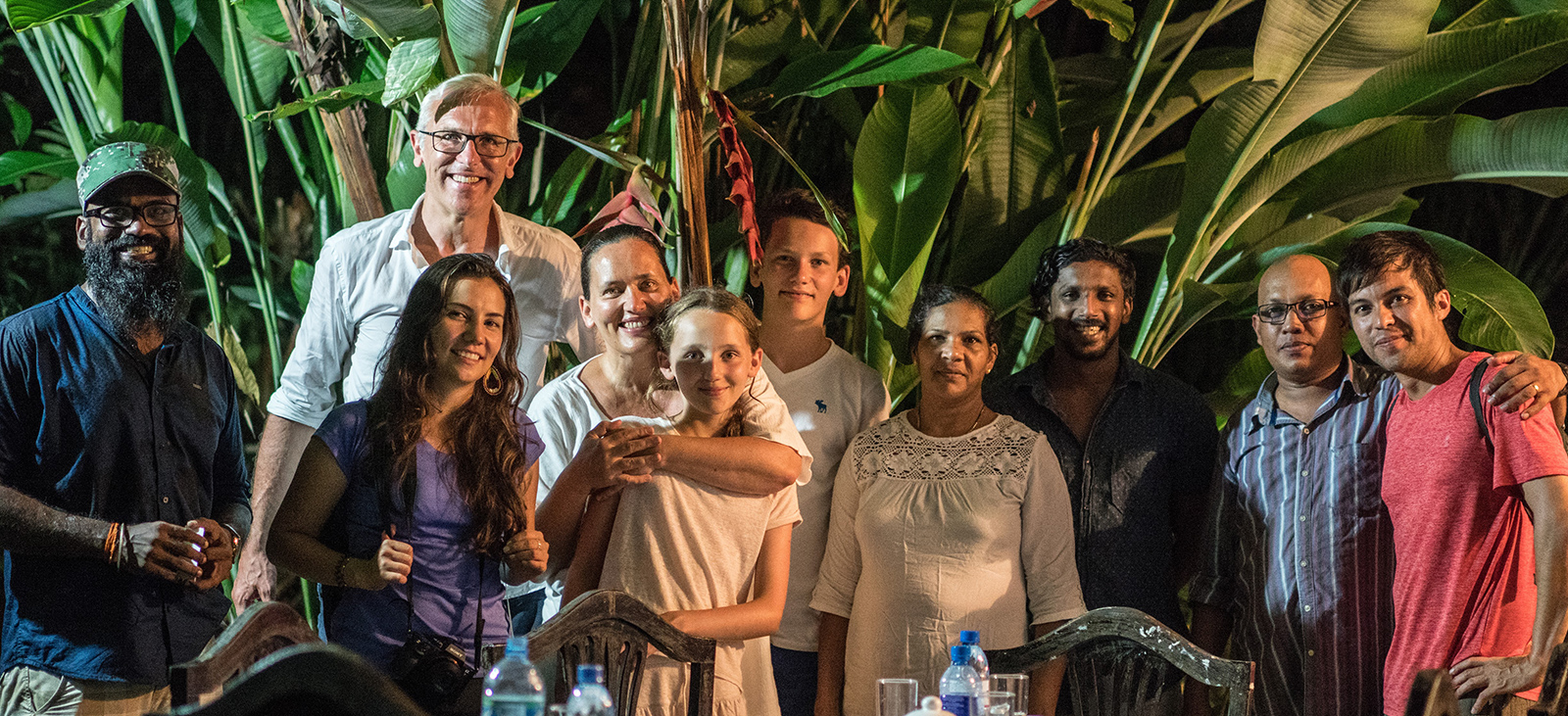 Local family dinner - Sri Lanka Tour