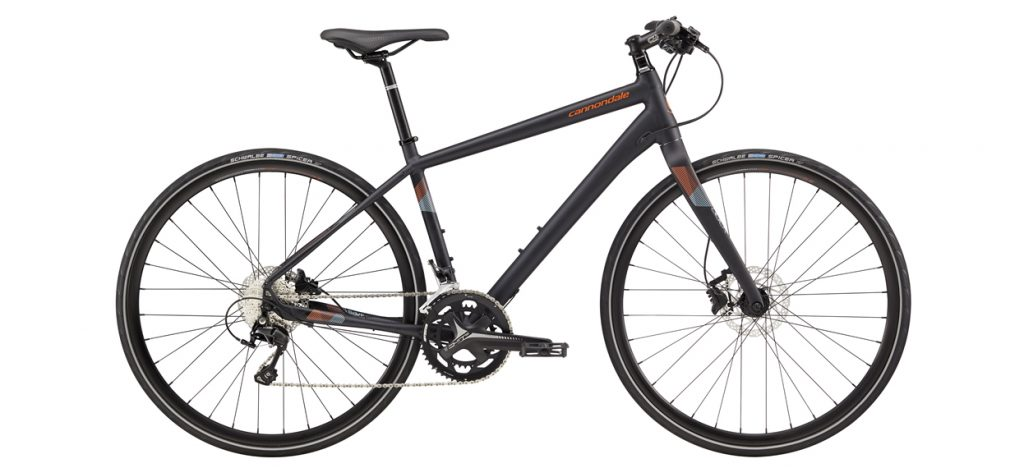 Cannondale Quick 1 disc bicycle