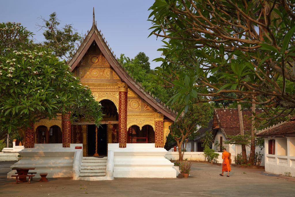 Wat Xieng Thong in Laos