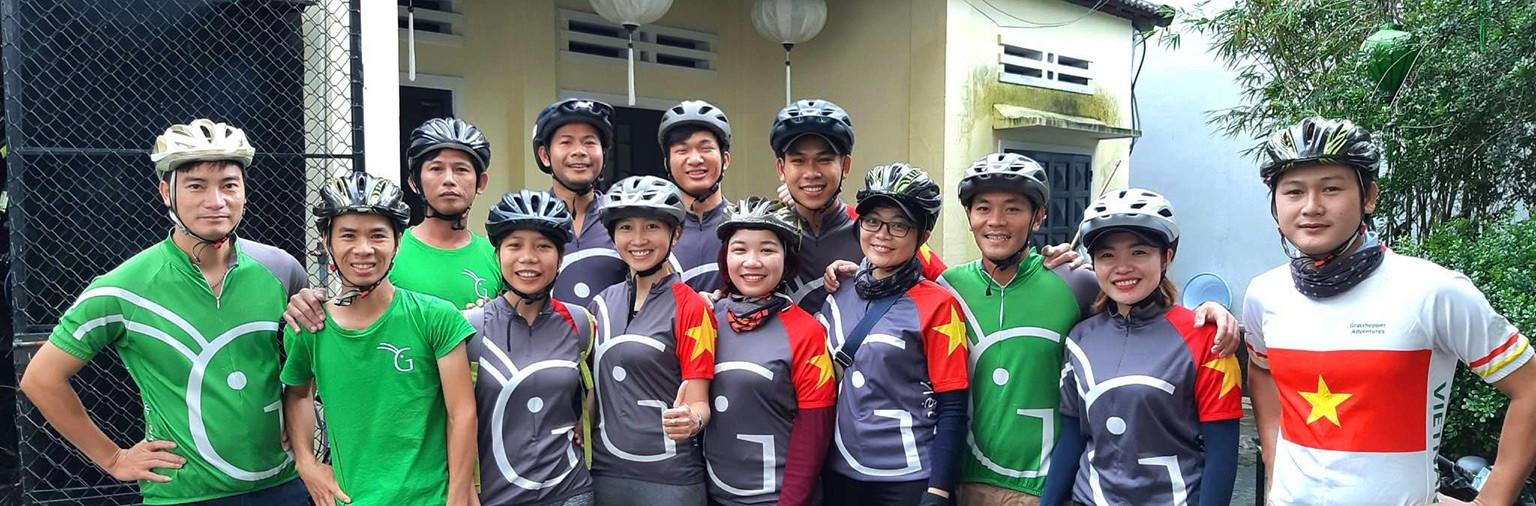 Grasshopper Adventures day-bike-tours-in-hoi-an Team